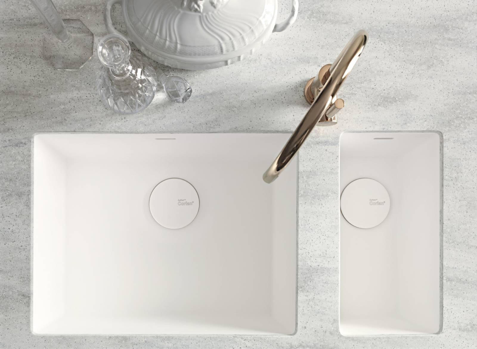 Spülbecken - Corian® solid surfaces, Corian®