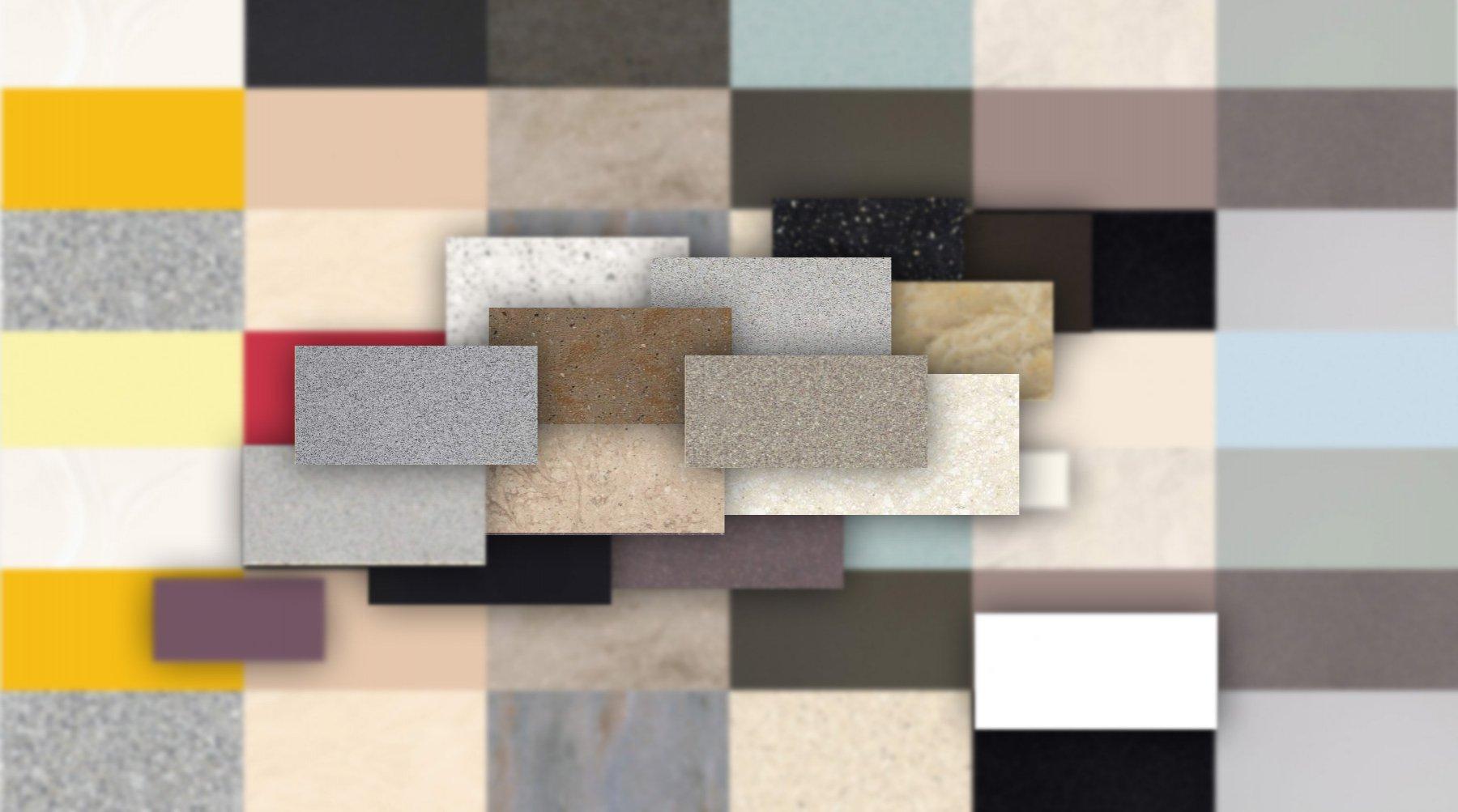 Die Farben Von Corian Corian Solid Surfaces Corian