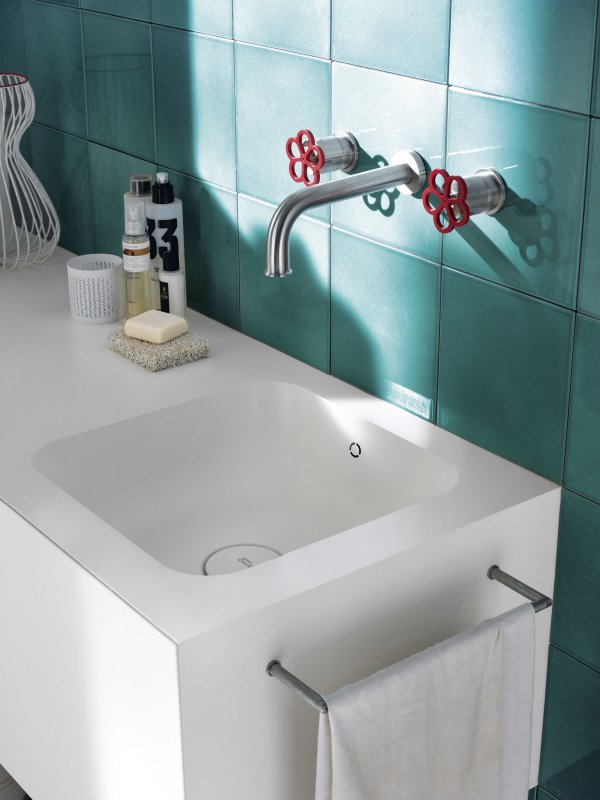 Badezimmer - Corian® solid surfaces, Corian®