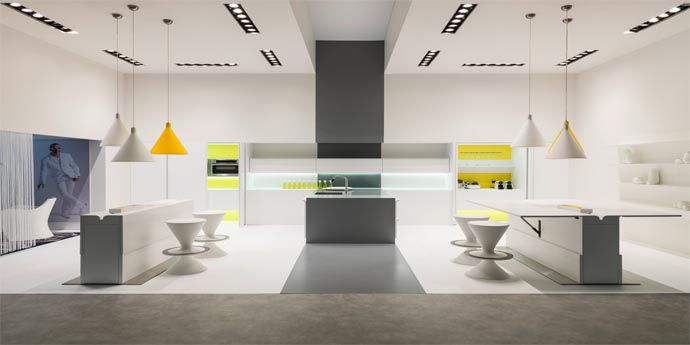 Design: Karim Rashid, Hersteller: Rational, Fotos: Alexander Böhle, Alle  Rechte Vorbehalten.